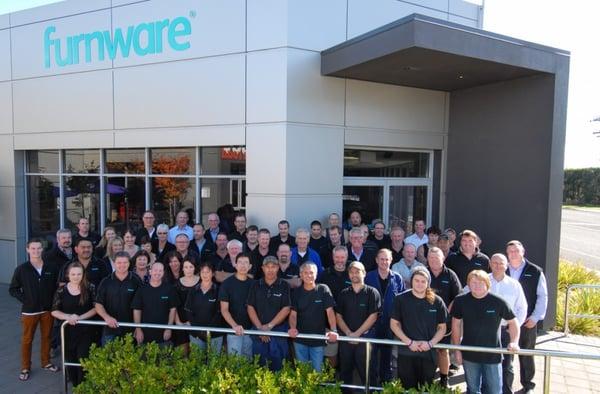 Furnware Team photo