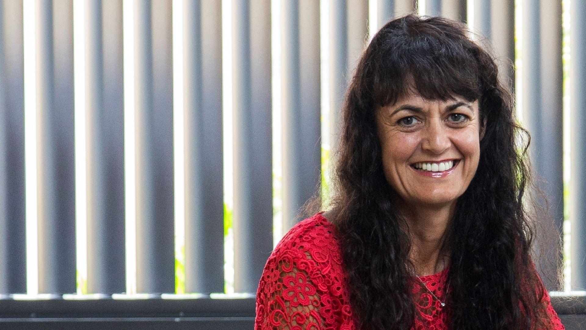 Jodie Tipping coaching