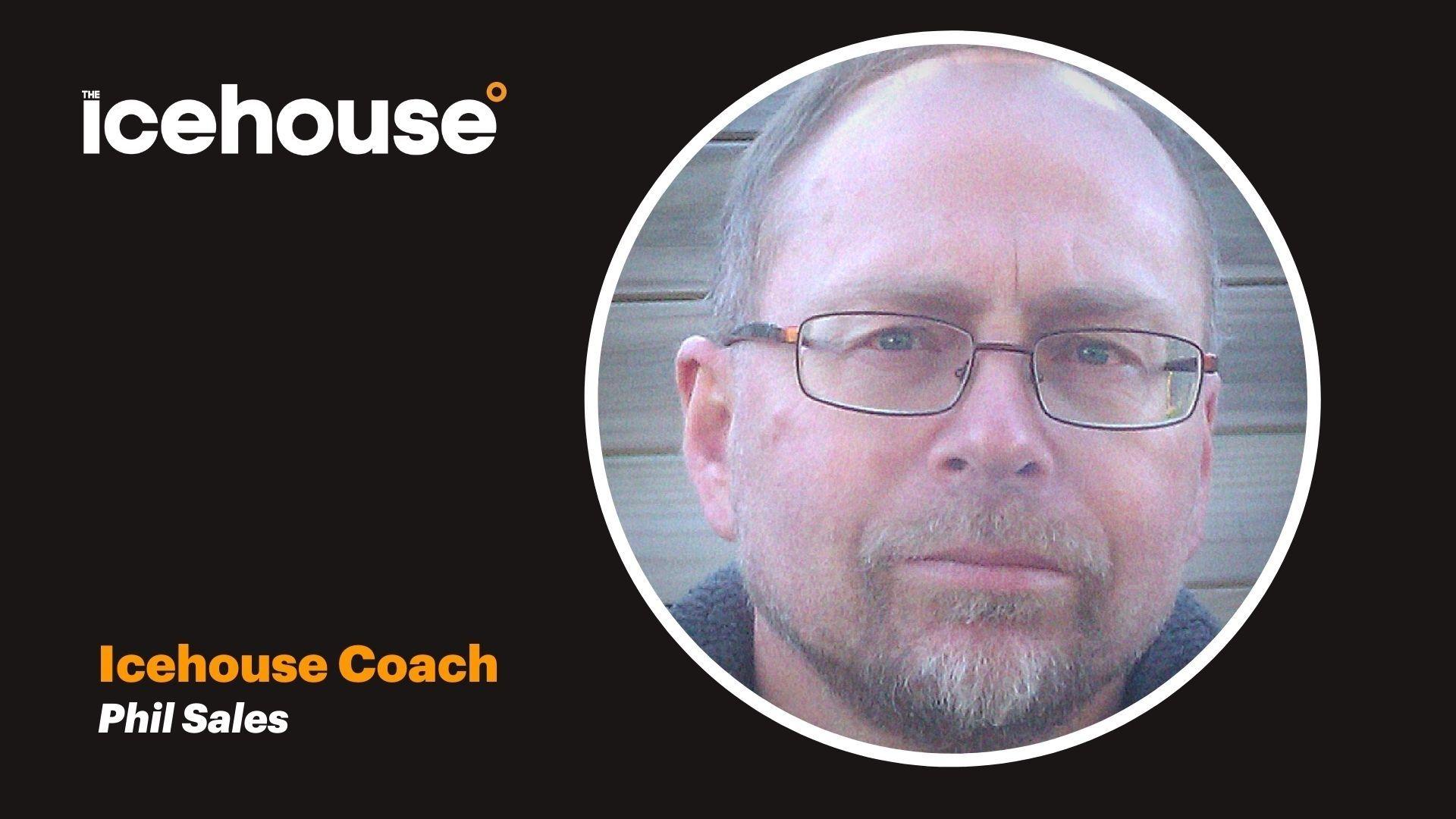 Phil Sales Business coach