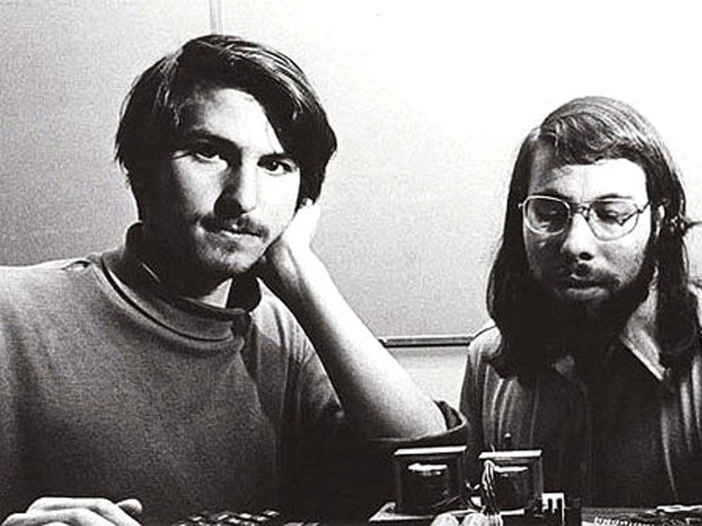 The Dilemma of Being a Non Technical Founder in an All Tech World Ben Liebert Steve Jobs Steve Wozniak